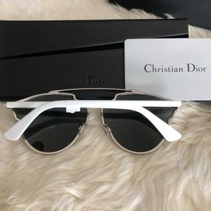 bbfc4112b0 Dior Accessories | Soreal Stud Sunglasses Brand New | Poshmark